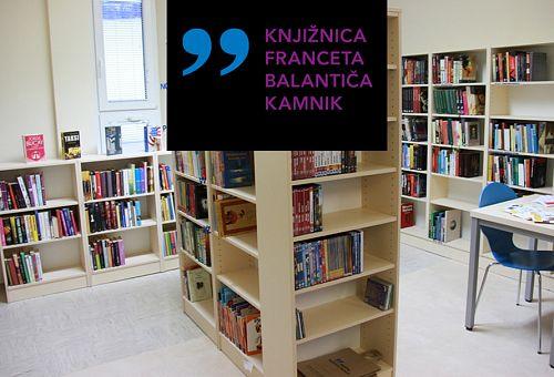 Knjižnica Franceta Balantiča Kamnik