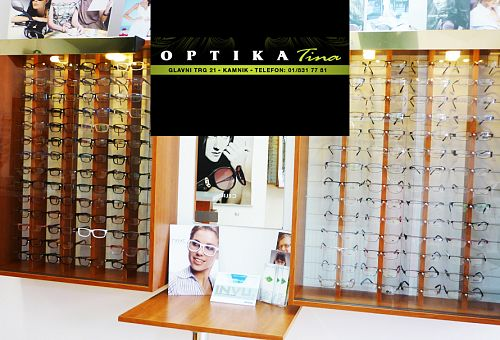 Optika TINA – popust