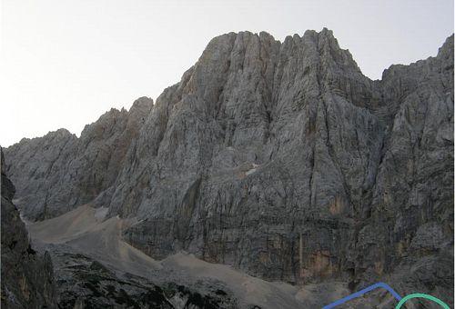 Škrlatica (2.740 m)
