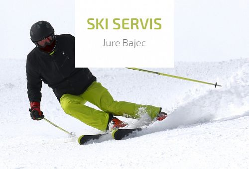 Servis smuči in bordov – JURE BAJEC SKI SERVIS