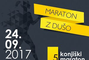 Konjiški maraton – maraton z DUŠO!