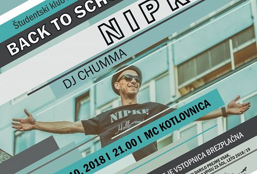Nipke: Back to school koncert