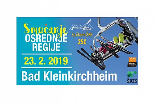 Smučanje v Bad Kleinkirchheim