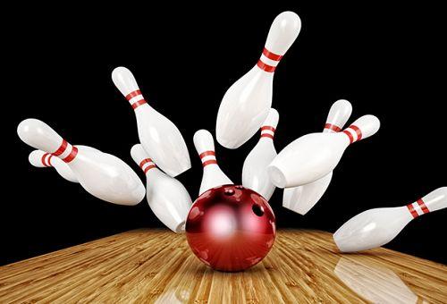 Bowling v Športnem centru Fit-Fit Domžale