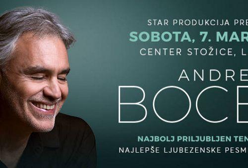 Koncert Andrea Bocelli