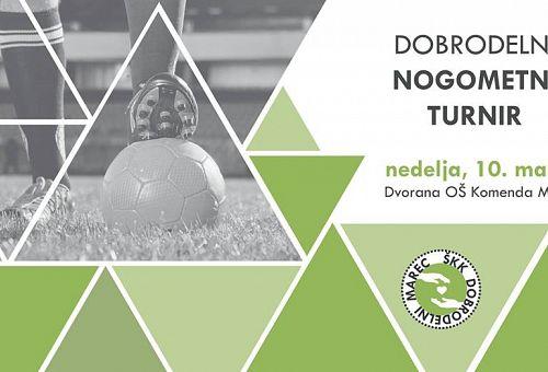 ŠKK DOBRODELNI MAREC 2019: TURNIR V NOGOMETU