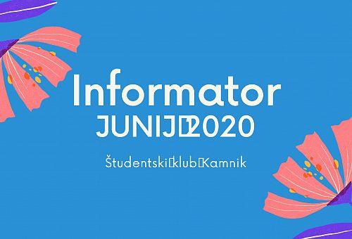 Informator JUNIJ