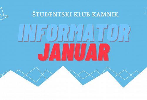 Informator JANUAR