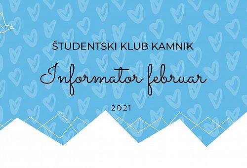Informator FEBRUAR 2021