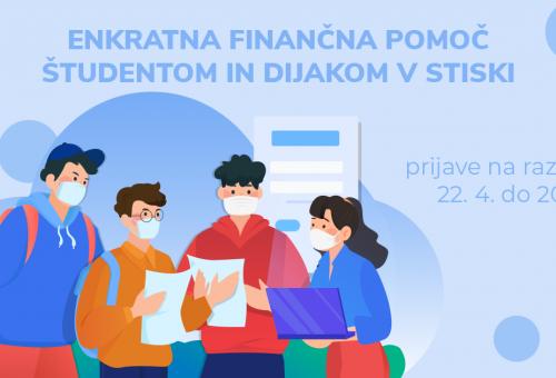 Razpis za enkratno finančno pomoč