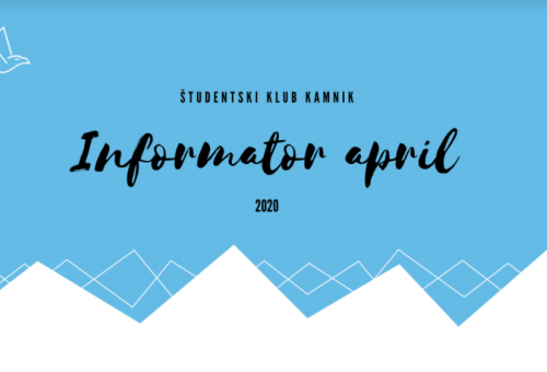 Informator APRIL 2021