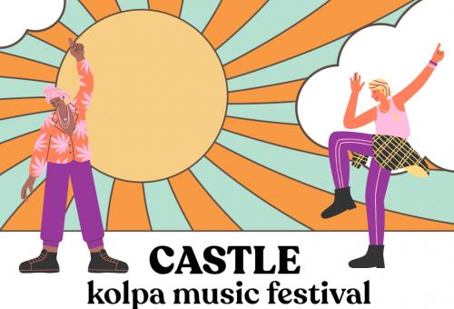 Castle – Kolpa music festival