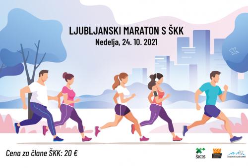 Ljubljanski maraton s ŠKK