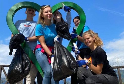 S študentskimi klubi do čiste Slovenije
