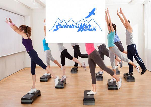 Step aerobika – ŠKK