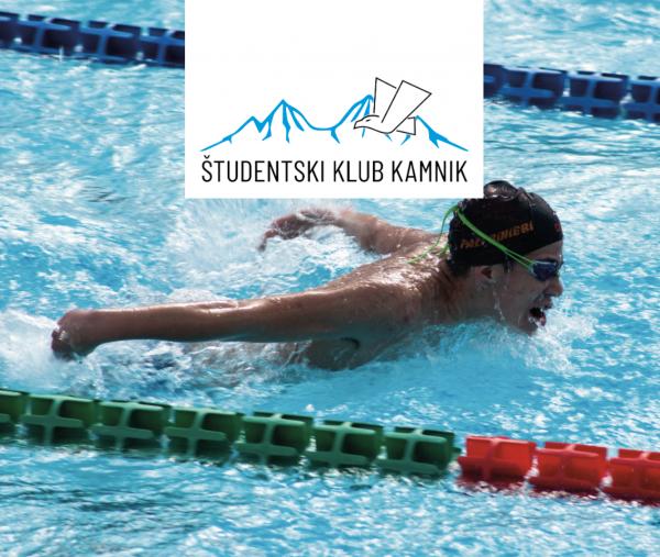 Plavanje – CIRIUS Kamnik